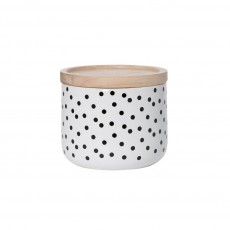 Black Spot Small Canister