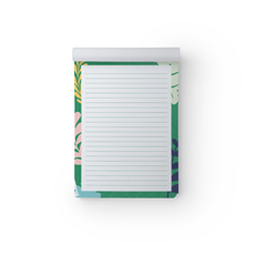 Leafy A5 Notepad