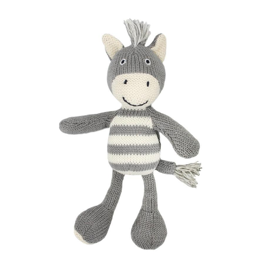Bowie The Zebra Rattle