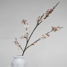 Cherry Blossom Pink Faux Plant